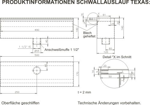 schwalldusche texas von ideal eichenwald gartenduschen. Black Bedroom Furniture Sets. Home Design Ideas