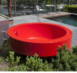Outdoor-Badewanne Hot Tub